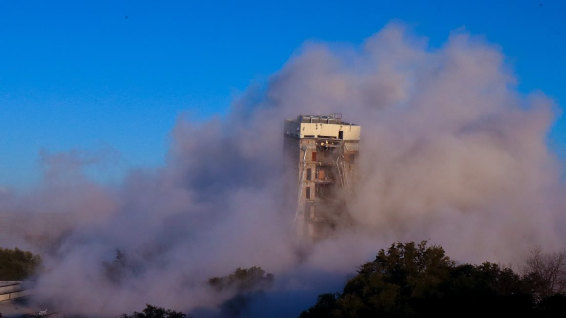 History of Building Demolition