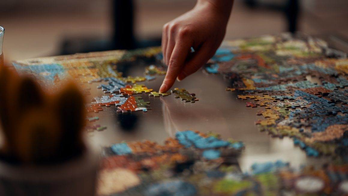 Choosing Jigsaw Puzzles To help you Greatly improve Your son or daughter