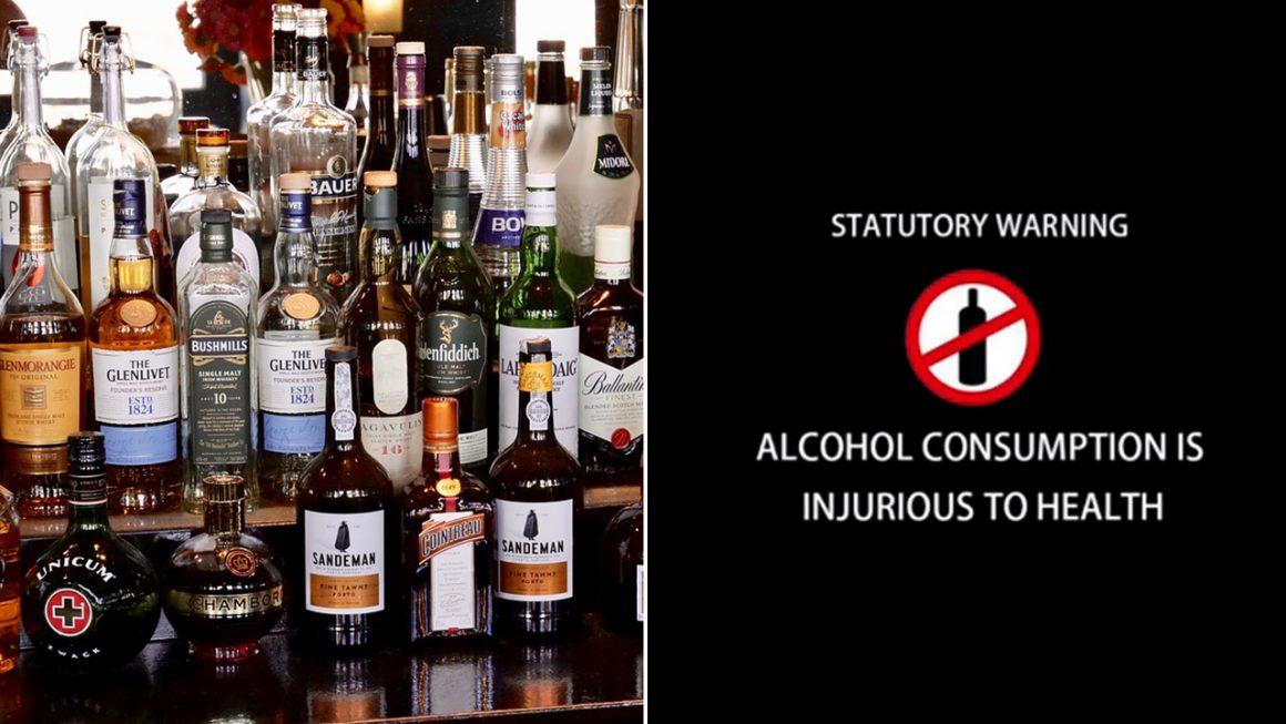 Alcohol – Dangerous for Health