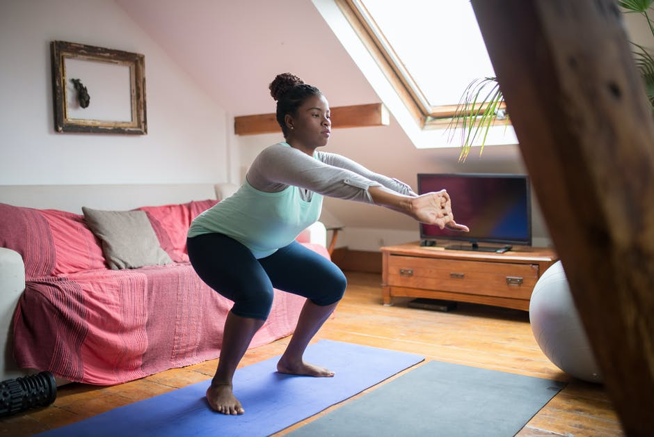 How to Exercise Big In Your Small Workout Space At Home
