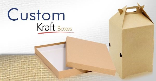 Types of Kraft Boxes: Usage and Benefits