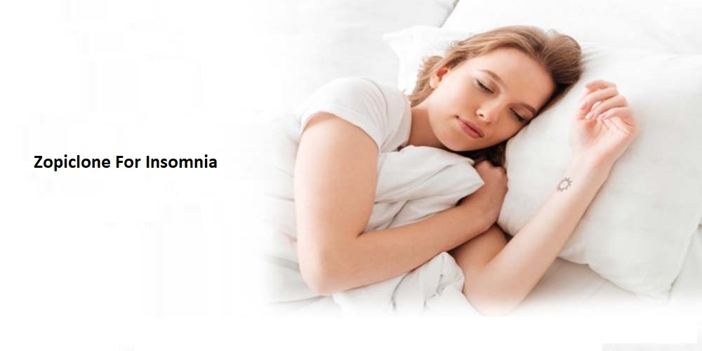 Zopiclone For Insomnia