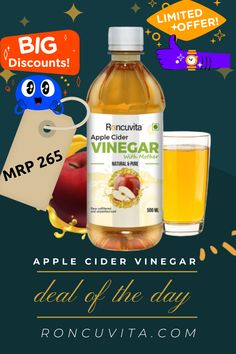 How to Use Apple Cider Vinegar to Reduce Belly Fat?