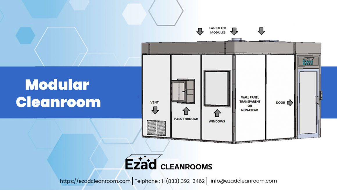 What is the use of Modular Cleanroom?