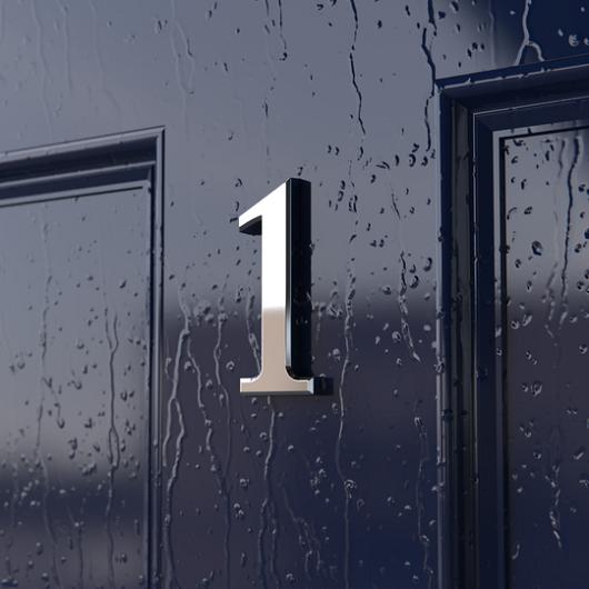 Famous Door Numbers UK