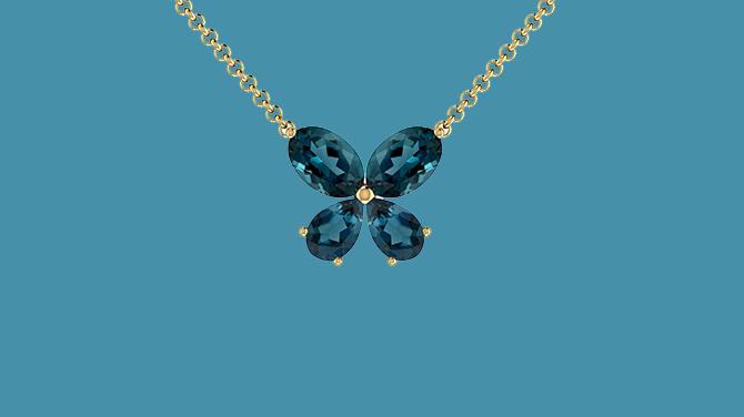 Buy Designer Ruby Necklace online