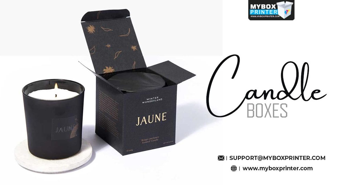 Candle Boxes – One Solution for Your Branding Goals