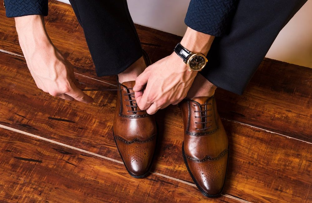 5 Different Ways To Style your leather shoes